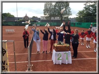 Opening Tennis Kampioenschappen Slochteren 2015