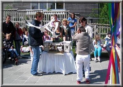 Pinksterviering Stichting Ilmarinen